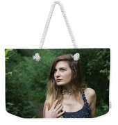 Gaze Upon Nature Weekender Tote Bag