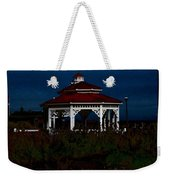 Gazebo  22 Fletcher Lake Weekender Tote Bag