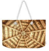 Gazebo Roof Weekender Tote Bag