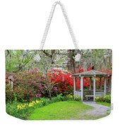 Gazebo View Weekender Tote Bag