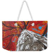 Gazing Above Weekender Tote Bag
