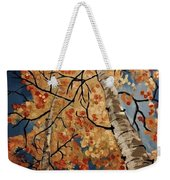 Gazing In Colorado Weekender Tote Bag