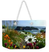Gazing Toward The Sea Weekender Tote Bag