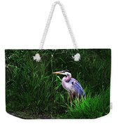 Gbh In The Grass Weekender Tote Bag