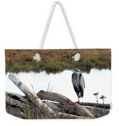 Gbh On Log Weekender Tote Bag