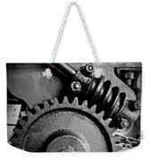 Gear In Monochrome Weekender Tote Bag