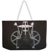 Gears No2 Weekender Tote Bag