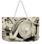 Gears Nuts And Bolts Weekender Tote Bag
