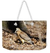Gecko For Lunch Weekender Tote Bag by George Randy Bass