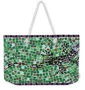 Gecko Weekender Tote Bag by Jamie Frier