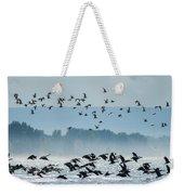 Geese And Gulls Weekender Tote Bag