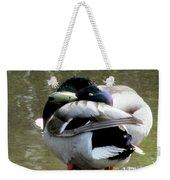 Geese Lovers Weekender Tote Bag