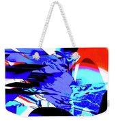 Blue Narcissus Weekender Tote Bag