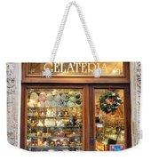 Gelateria In Assisi Weekender Tote Bag