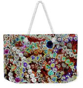 Multiverse Gelaxy Dark Weekender Tote Bag