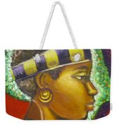 Gem Of Africa Weekender Tote Bag