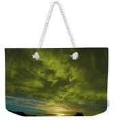 Gem Sunset Weekender Tote Bag