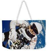 Gemini 4: Spacewalk, 1965 Weekender Tote Bag