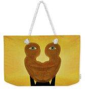 Gemini. Self-portrait Weekender Tote Bag