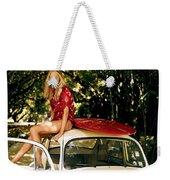 Gemma Ward Weekender Tote Bag