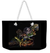 Gems And Jewels Weekender Tote Bag