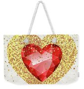 Gemstone - 1 Weekender Tote Bag