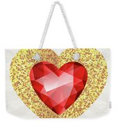 Gemstone - 2 Weekender Tote Bag