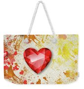 Gemstone - 7 Weekender Tote Bag