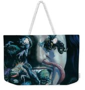 Gene Simmons House Of Horrors Weekender Tote Bag