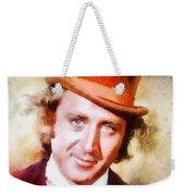 Gene Wilder, Vintage Actor Weekender Tote Bag