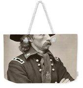 General Custer Weekender Tote Bag