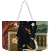 General Etienne  Maurice Gerard Jacques  Louis David  1816 Weekender Tote Bag