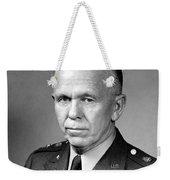 General George Marshall Weekender Tote Bag