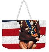 General George S. Patton Weekender Tote Bag