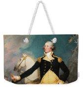 General George Washington At Trenton Weekender Tote Bag