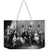 General Grant And His Family Weekender Tote Bag