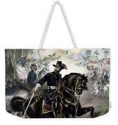 General Grant During Battle Weekender Tote Bag