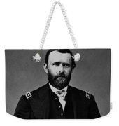 General Grant During The Civil War Weekender Tote Bag