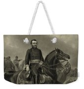 General Grant On Horseback  Weekender Tote Bag