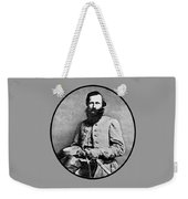 General Jeb Stuart Weekender Tote Bag