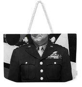 General Jimmy Doolittle Weekender Tote Bag by War Is Hell Store