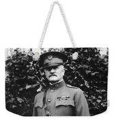 General John J. Pershing Weekender Tote Bag