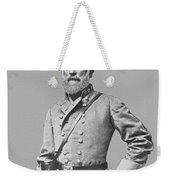 General Robert E Lee Weekender Tote Bag