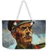 General Sir Alan Cunningham Weekender Tote Bag