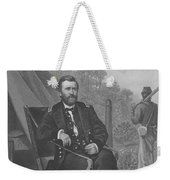 General U.s. Grant Weekender Tote Bag by War Is Hell Store
