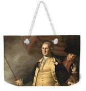 General Washington At The Battle Of Princeton Weekender Tote Bag
