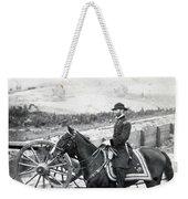 General William T Sherman On Horseback - C 1864 Weekender Tote Bag