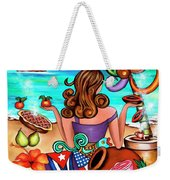 Generation Spanglish Weekender Tote Bag