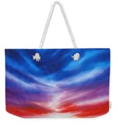 Genesis IIi Weekender Tote Bag by James Christopher Hill