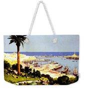 Genoa, Italian Riviera, Coast Weekender Tote Bag